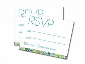 response cards print