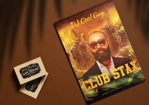 custom dj club flyer