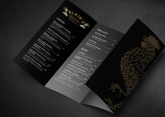 double parallel menu dark