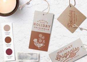 holiday hang tags