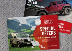 special offers custom postcards
