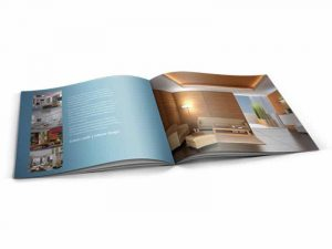 catalog print custom