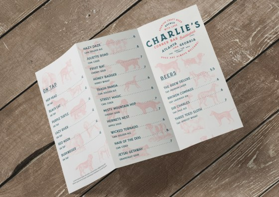 z fold food menu