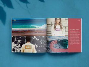 custom catalog booklet