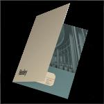 printed pocket folders