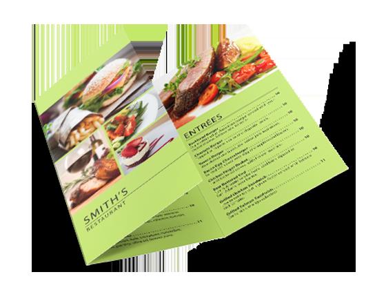 tri fold menus pgprint com marietta ga