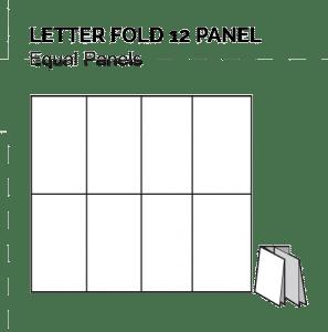 12 fold panels