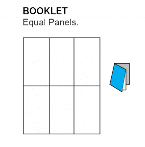 booklet folding