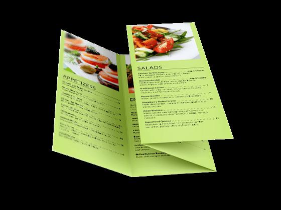 custom double parallel menu
