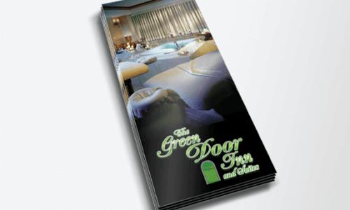 custom rack card