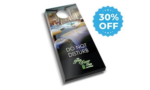 door hanger sale