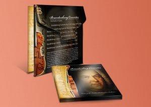 Deluxe Tab Sleeve CD/DVD