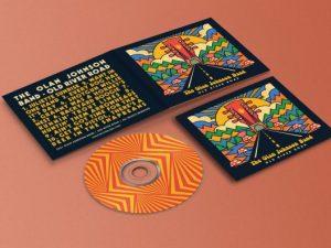custom cd/dvd fold case
