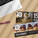 buckslips $150 reward