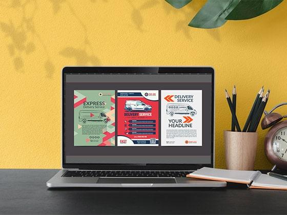 online flyers printing